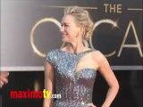 Naomi Watts Oscars 2013 Fashion Arrivals