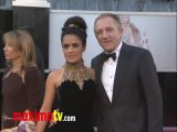 Salma Hayek Oscars 2013 Fashion Arrivals