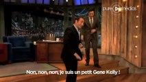 Jean Dujardin fait le chameau à la télé américaine