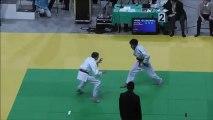 thomas championnat de france cadets judo unss 2012