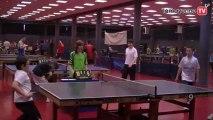 UNSS - championnats départementaux de badminton et de tennis de table
