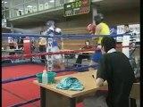 Championnat UNSS de boxe éducative