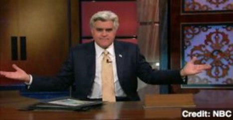 Jay Leno Rumored to be Leaving The Tonight Show