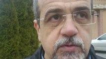 """Μιχάλης Θεοδωρακόπουλος γενικός διευθυντής της """"Ελληνικός Χρυσός"""" μηχανικός"""
