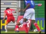 Les images insoutenables de la grave blessure de Djibril Cissé