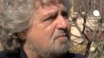 Italie - Beppe Grillo - Les citoyens doivent devenir l'Etat, les intermédiaires ça suffit