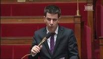 Question à Vincent Peillon sur la situation des écoles en Seine-Saint-Denis