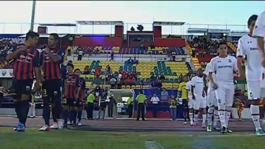 Toluca triumph at Atlante