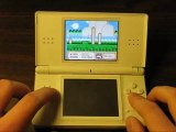 MegaMan ZX running from SD Card via nds bootstrap (w/ forwarder