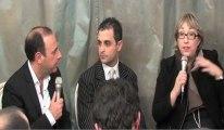 Courbevoie 3.0 - SANTE avec Marie-Anne Montchamp, Arash Derambarsh et Thierry Calvo