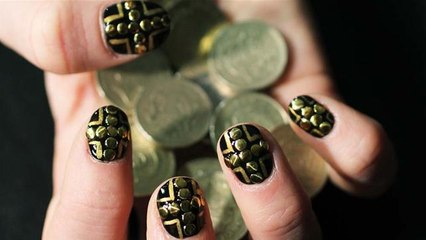 Nail It: Studded Nails