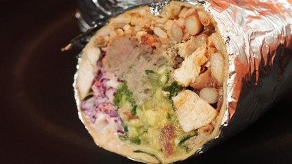 Street Food: Santana Grill Burrito