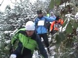 Trail 2013 Lavault-Sainte-Anne - Extrait passerelle