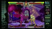 Darkstalkers Resurrection - Comment jouer à Darkstalkers Resurrection