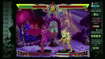Darkstalkers Resurrection - Comment jouer à Darkstalkers Resurrection