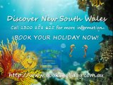 Sydney Holiday - New South Wales Accommodation