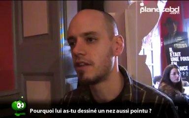 Vidéo de Jean-Sébastien Bérubé