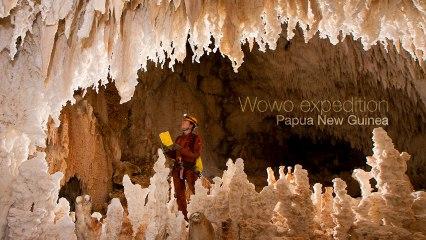 WOWO - Caving in Papua New-Guinea / Spéléo en Papouasie [EN-FR]