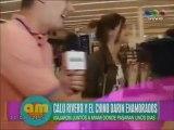 Calu Rivero y Chino Darín juntos de vacaciones