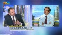 Accord sur l'emploi : Guillaume Sarkozy - 5 mars - BFM : Good Morning Business