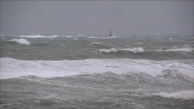 Tempête en Méditerranée II
