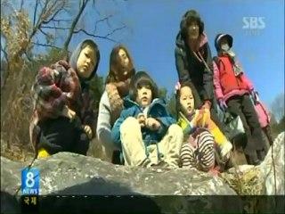 SBS News 8, March 5, 2013