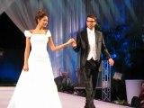 Robe de mariée Hervé Mariage TOLEDE - Costume Hervé Mariage ARTHUR