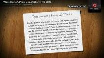Vente Maison, Paray-le-monial (71), 210 000€