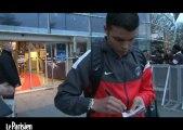 PSG-Valence: Thiago Silva est « prêt »