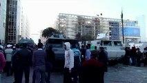 Egypte: heurts entre police et manifestants à Port-Saïd