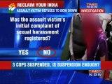 Political war over Punjab cops brutality.