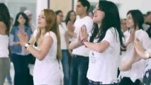 Danse avec les Etudiants de la faculté de médecine de Sousse (Tunisie)