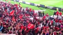 Ambiance Stade de la Luz Benfica Lisbonne