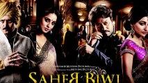Saheb Biwi Aur Gangster Returns Preview –Irrfan Khan , Jimmy Shergill, Mahie Gill, Soha Ali Khan!