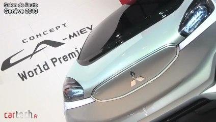 Genève 2013 : le concept car CA-Miev par Mitsubishi