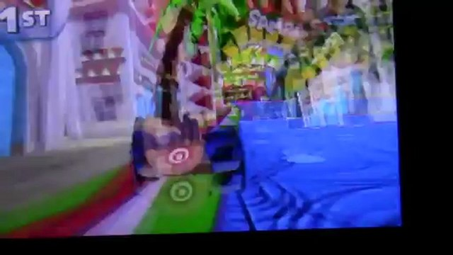 Sonic & All Stars Racing Transformed Review [3DS]