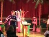 spectacle pour enfant Chateauroux 38 Indre- www .spectacle-magie-clown-monsieur-tempo.com