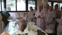 Visite du Laboratoire Vétérinaire Départemental à Sophia Antipolis