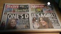 Kate Middleton si lascia sfuggire che aspetta una bambina