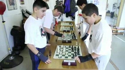 Junior ChessBoxing
