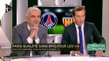 Ligue des Champions : Paris se qualifie pour les quarts