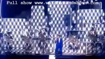 Robbie Williams Candy Live Performance BRIT Awards 2013 [HD]478
