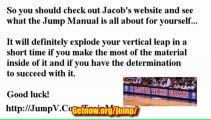 How To Increase Your Vertical Jump - Discover Fast Vertical Jump Training