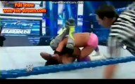 Kofi Kingston vs Damian Sandow (Intercontinental Championship Match) - WWE Smackdown 1123125708922