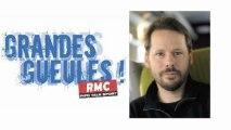 François Delapierre aux Grandes Gueules sur RMC