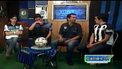 Gallos TV, Programa #307