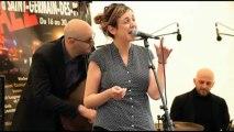 """Scène découverte """"Jazz au féminin"""" Festival Jazz à Saint-Germain-les-Prés 2010"""