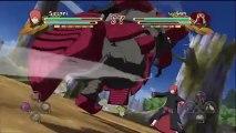 Naruto Shippuden : Ultimate Ninja Storm 3 (PS3) - Gameplay de Han