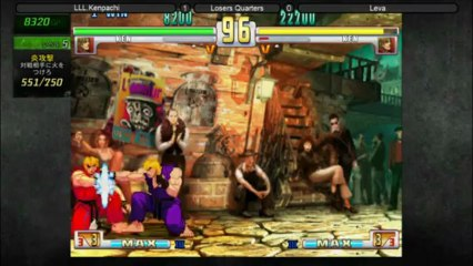 Street Fighter 3 Third Strike Top 8