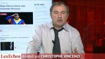 """Pétrole, uranium, """"le décès de Chavez va changer la donne"""" par Yves Bourdillon"""